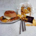 @lechicchediamalia: Burger di pesce