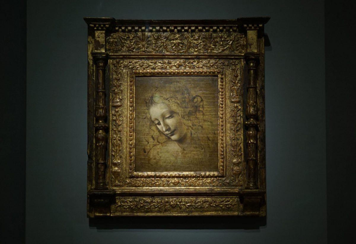 Leonardo da Vinci, La Scapiliata (Parma)