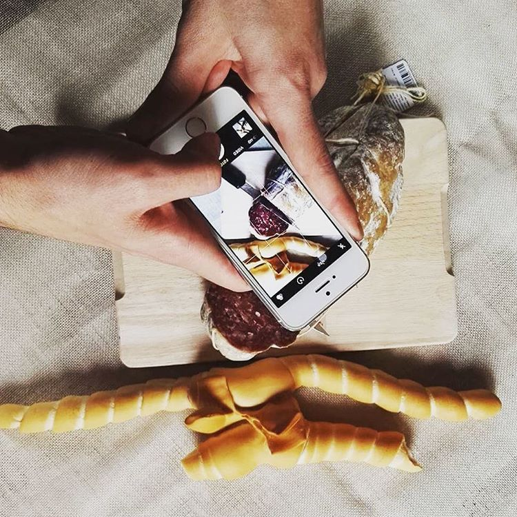 Scatti dalworkshop Smartphone @livingravenna