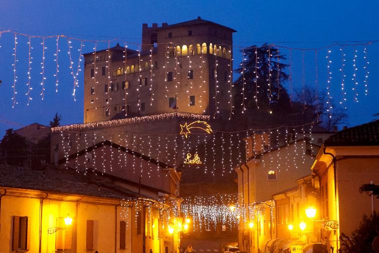 Natale in Emilia Romagna - Longiano dei presepi
