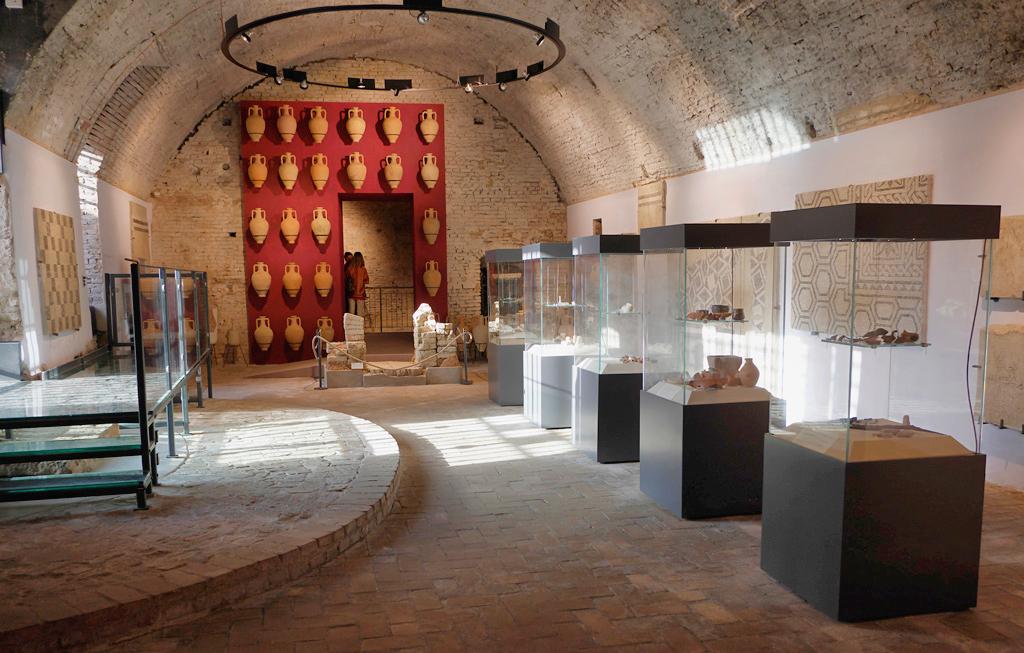MAF - Forlimpopoli archaeological museum 'Tobia Aldini'