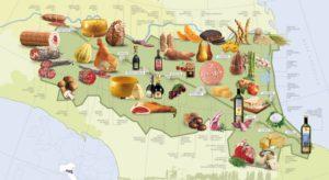 Viaggio nella Food Valley d'Italia