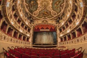 EmptyTeatroER | Il Teatro Verdi di Busseto