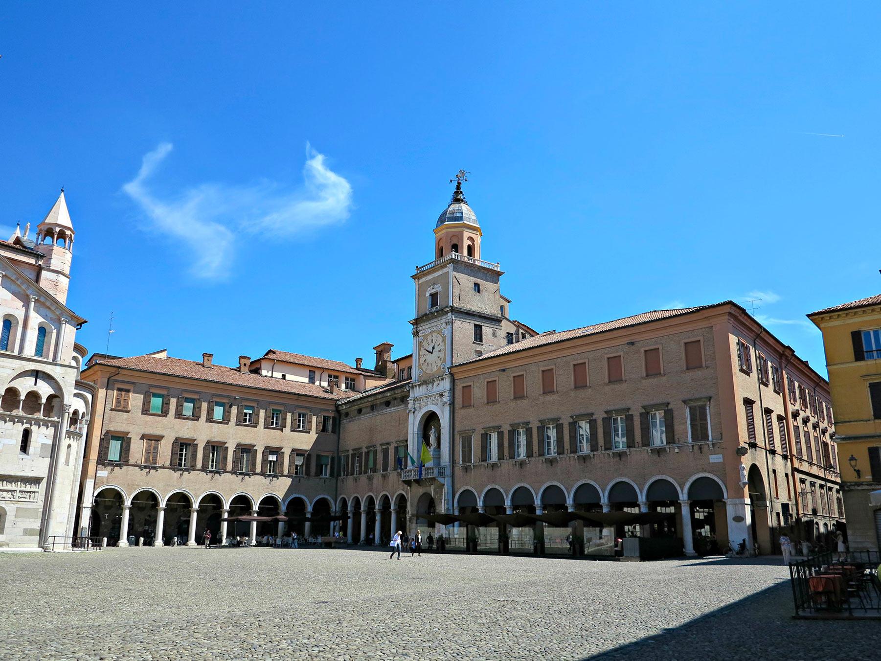 [ParlamiditER] Modena in un giorno