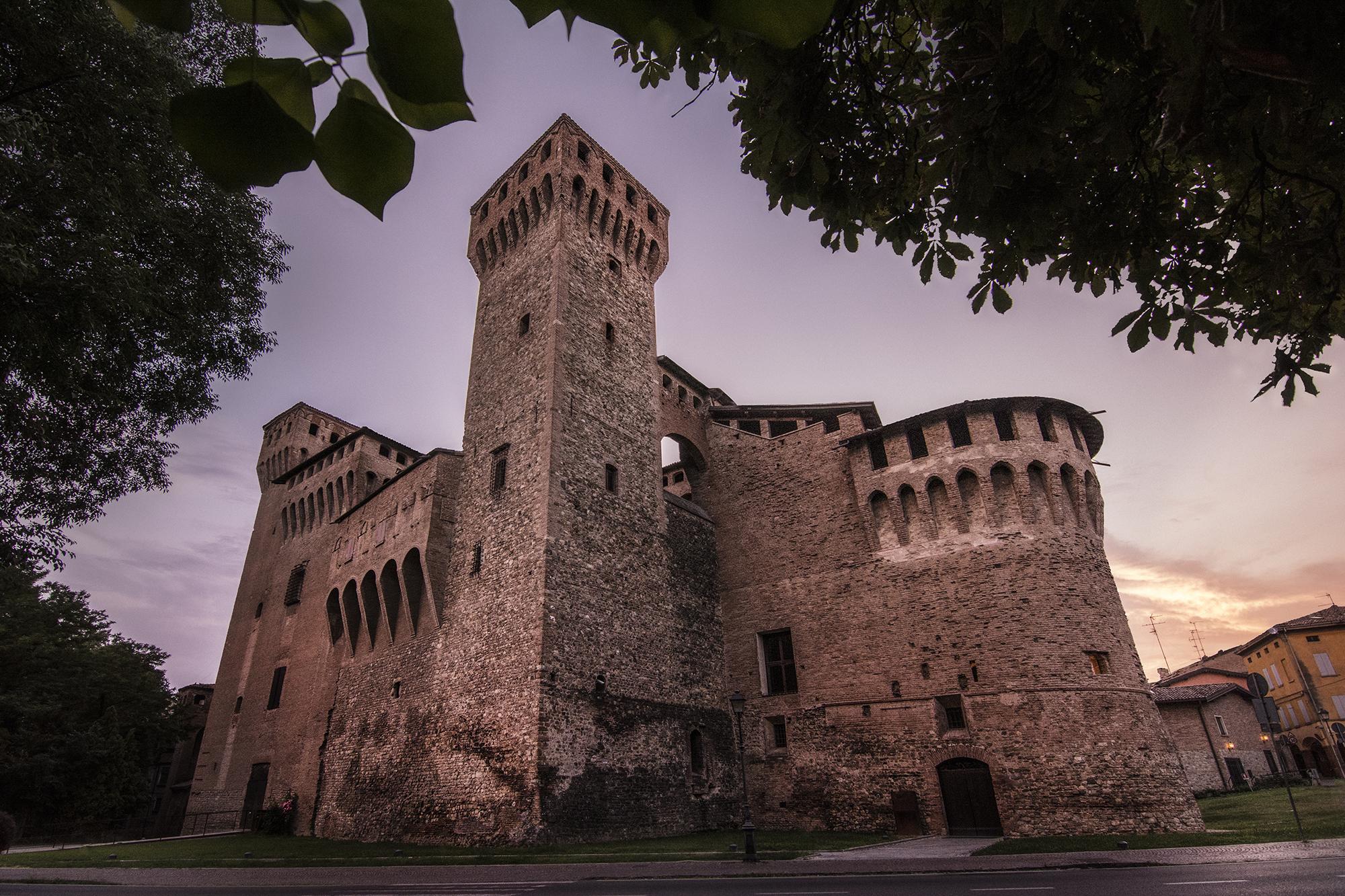 Castelli e Terme in Emilia