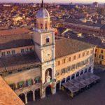 Modena – La vista dalla Torre Ghirlandina   Ph. @stcob83