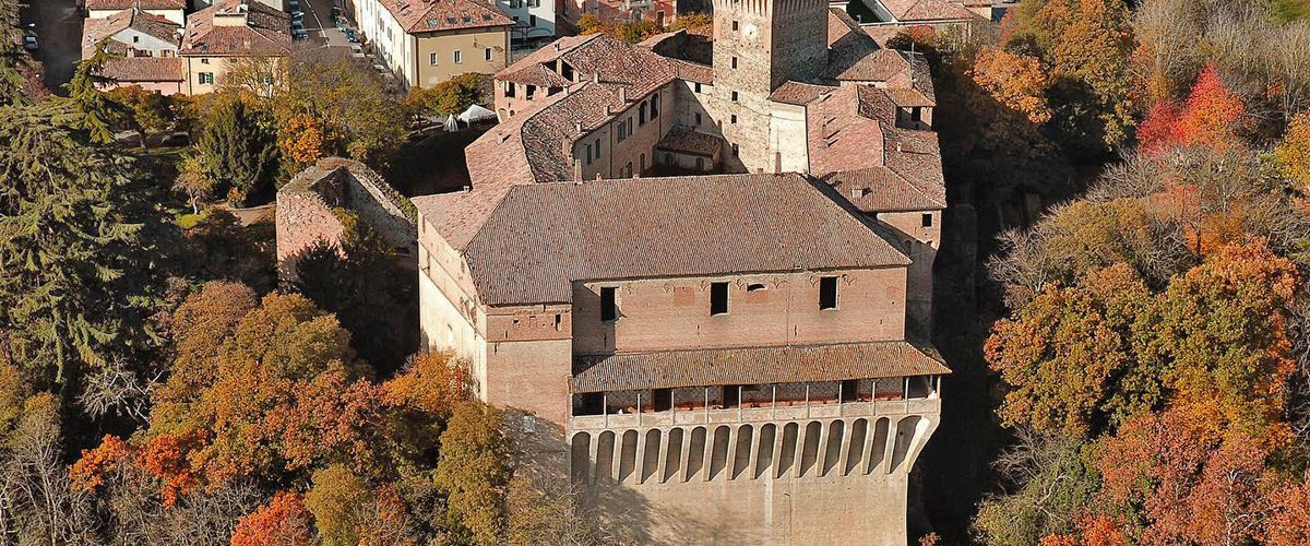 Montechiarugolo (Parma), one of the most beautiful villages in Italy