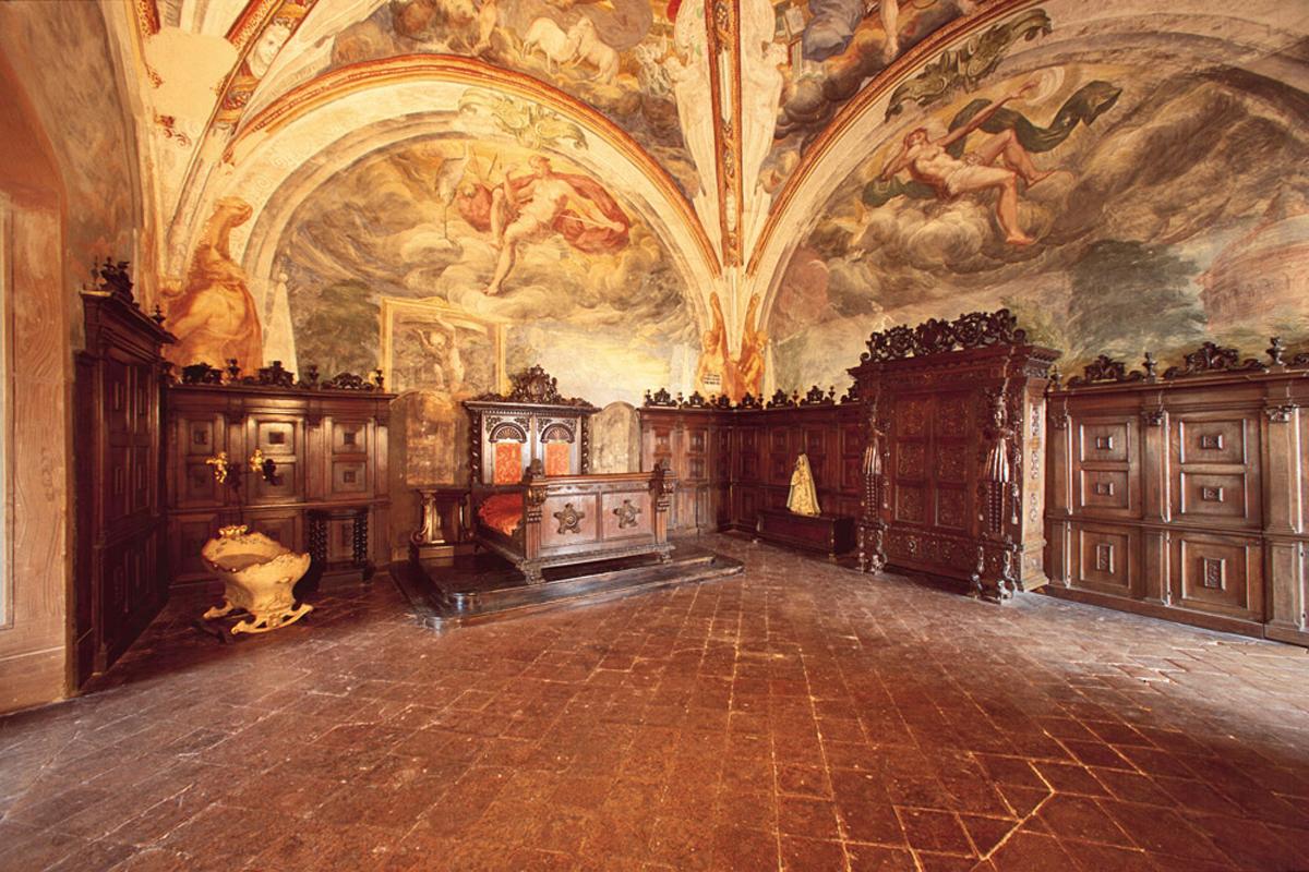 Il Castello di Montechiarugolo (Parma)