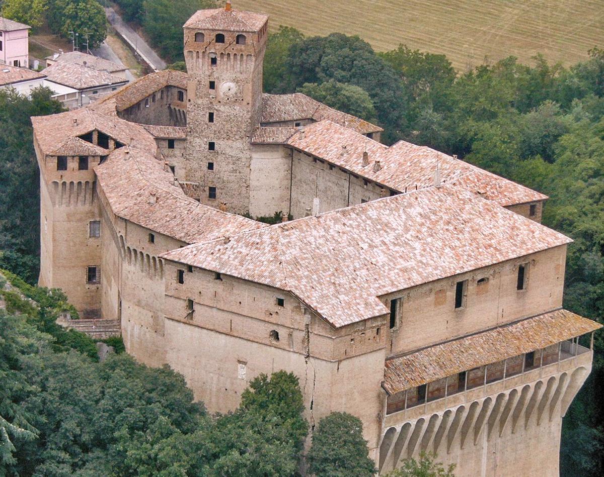 Montechiarugolo Castle (Parma)