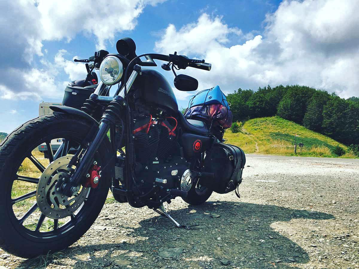 Emilia Romagna: land for bikers