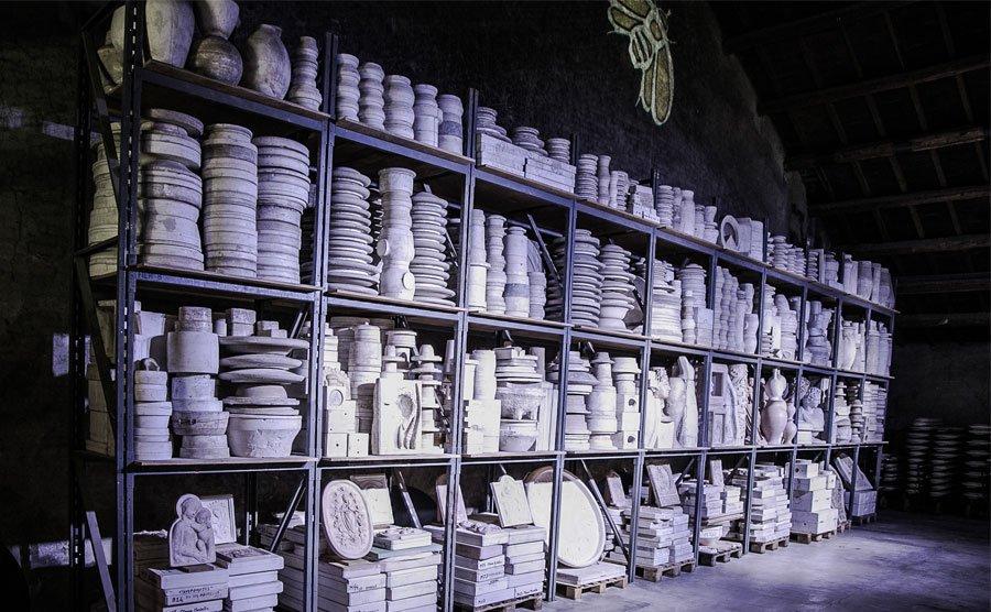 CeramicLand: storia e luoghi della Ceramica in Emilia Romagna