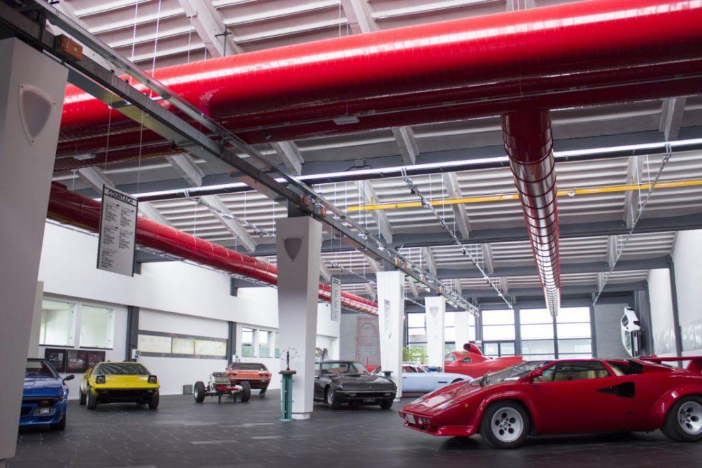 Museo Ferruccio Lamborghini – Ph. Museo Ferruccio Lamborghini