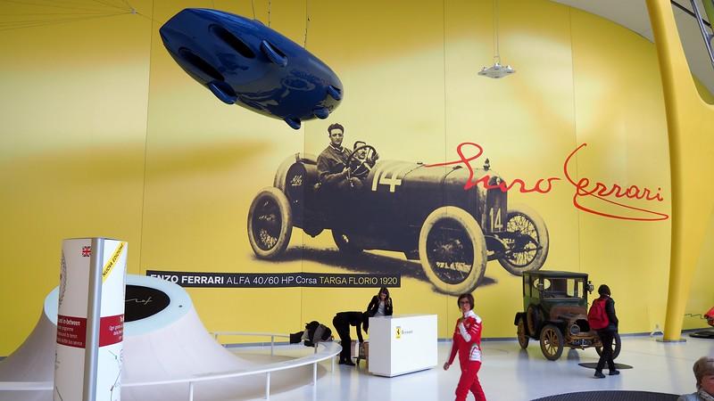 Museo Ferrari Modena @nomadicsamuel
