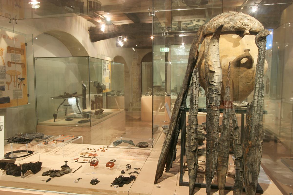 The Villanovan Municipal Archaeological Museum