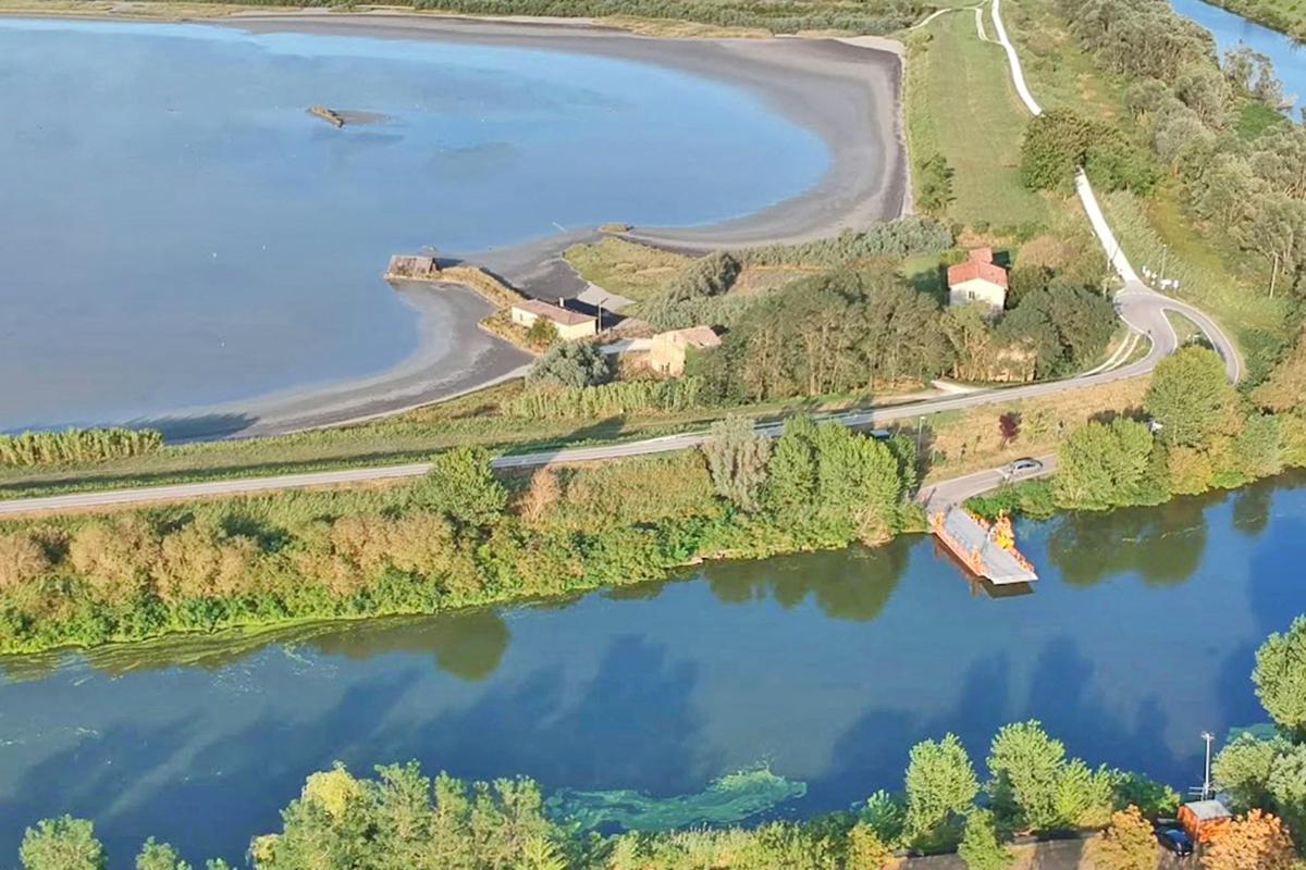 The Boscoforte Peninsula (Ravenna/Ferrara)