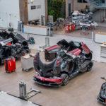 Automobili Pagani Factory | Ph. Automobili Pagani