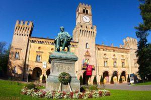 Busseto: Verdi and more