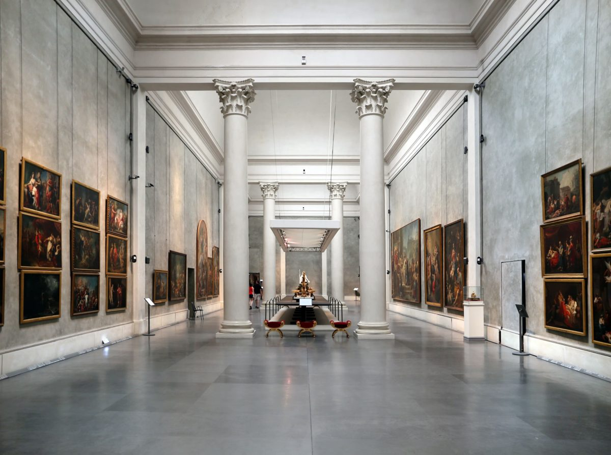 Galleria Nazionale di Parma   Ph. sailko WLM2017