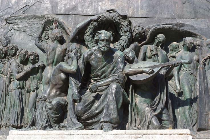 Parma, Monumento a Giuseppe Verdi, ph. Comune di Parma