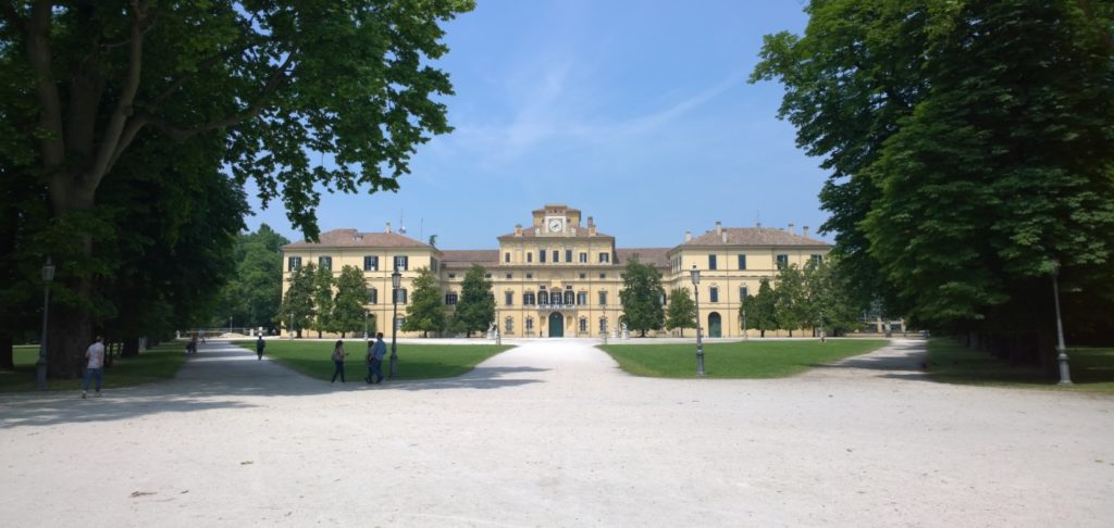 Parco Ducale di Parma | Ph. freddie05061981