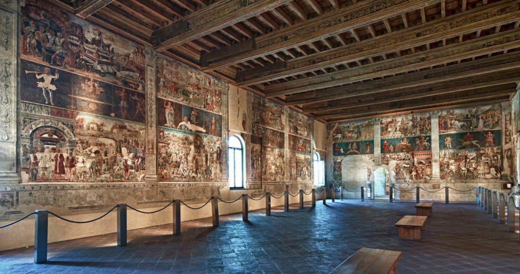 Ferrara, Palazzo Schifanoia | Ph. Baraldi