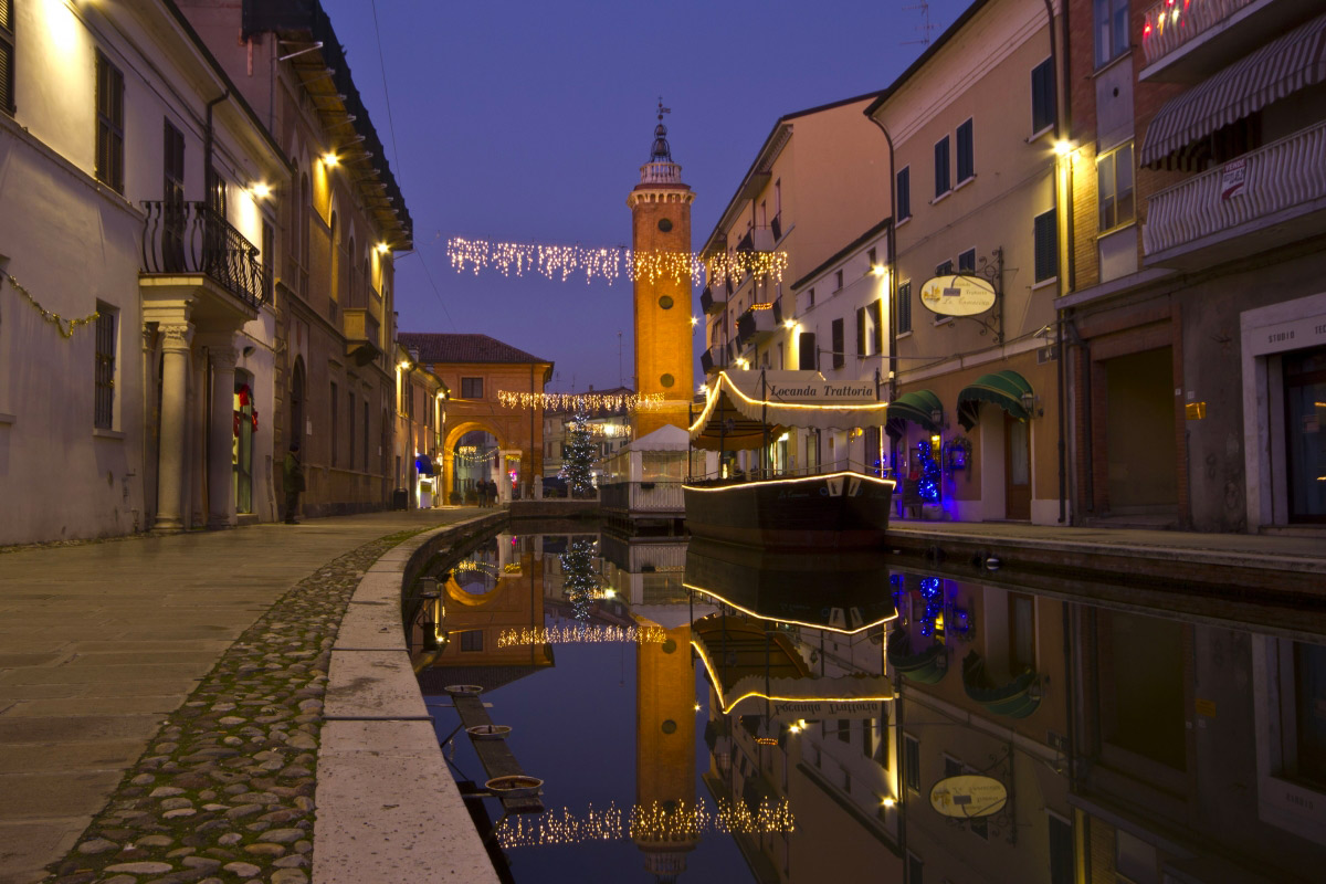 Christmas in the villages of Emilia-Romagna