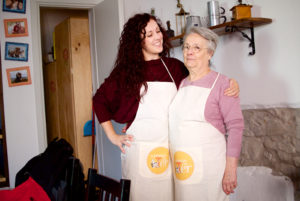 [#APranzoconTER Ep.3 Bologna] Nonna Renata e il pollo con i peperoni