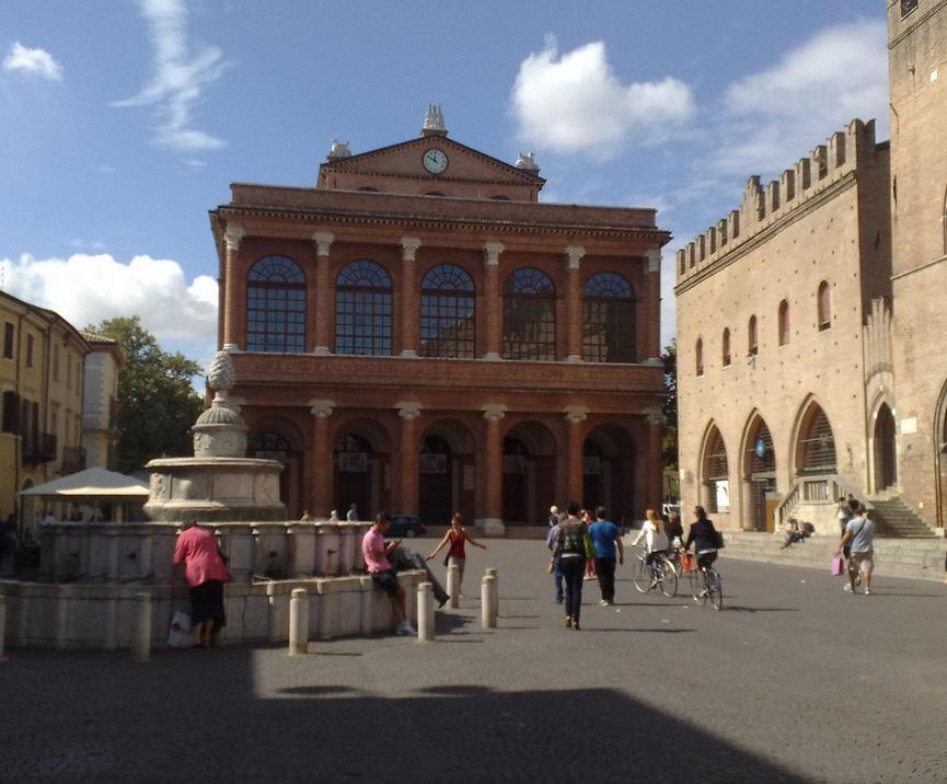 Piazza Cavour