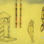 Pieve di Cento, Magi900, composizione, Renato Mambor, 1967