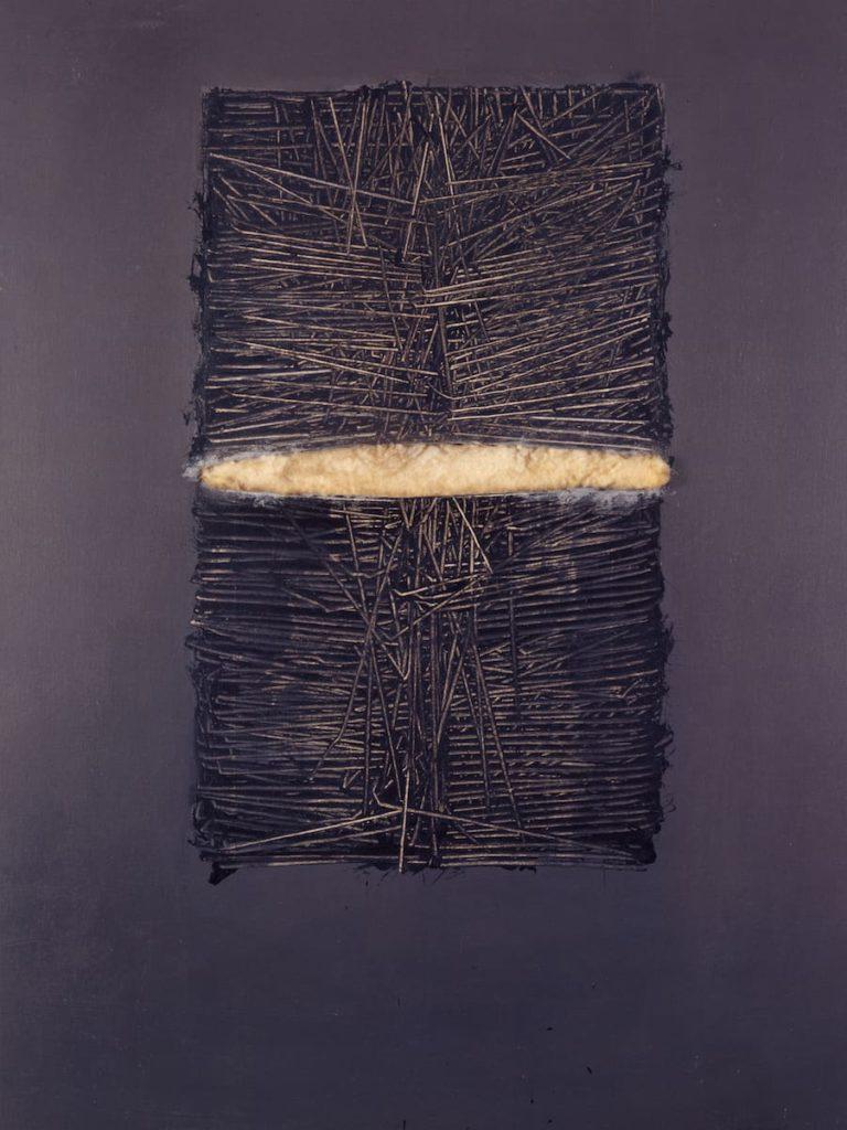 Pieve di Cento, MAGI'900, La fessura, Emilio Scanavino, 1968