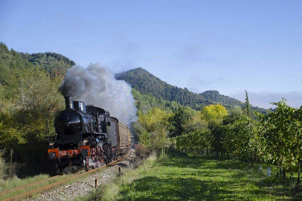 Porretta-Bologna Historic train | Ph. mytrolleyblog