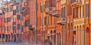 Bologna, la città dei portici