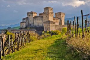 Il Castello di Torrechiara (Parma), la fortezza dal cuore affrescato