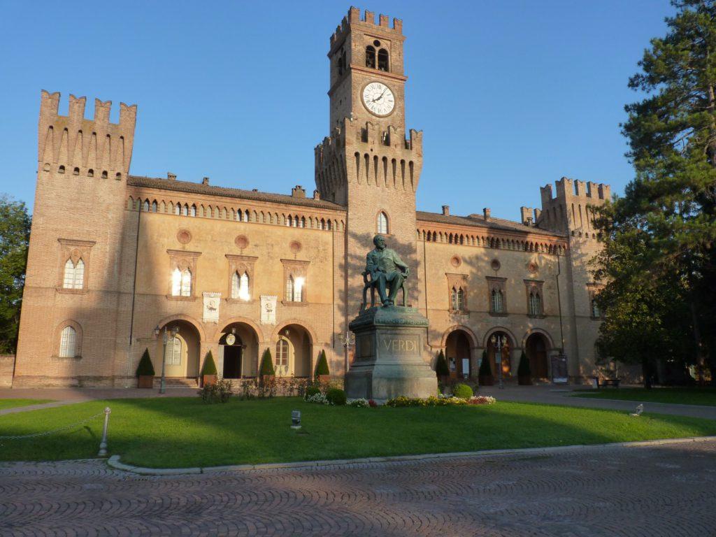 Busseto (PR), Rocca Pallavicino, ph. il_moruz