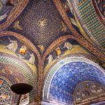 Ravenna, Mausoleum of Galla Placidia Ph. isatz via Wikimedia