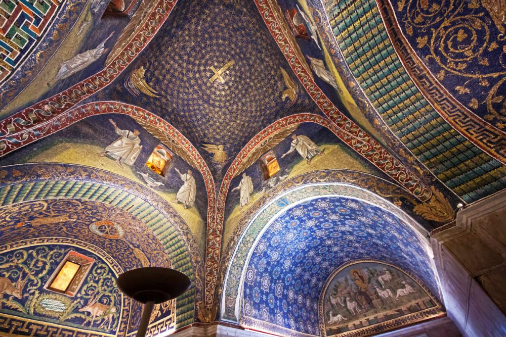 Mausoleum of Galla Placidia, Ravenna