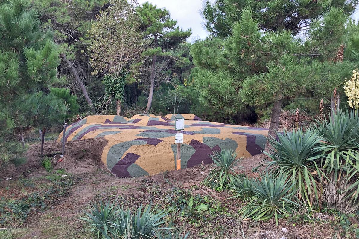 I bunker di Punta Marina Terme