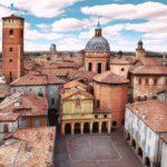 Reggio Emilia, Piazza San Prospero Ph. dariovero