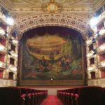 Ecco il Teatro Valli che apre le sue porte per EmptyTeatroRE Foto di @igersemiliaromagna