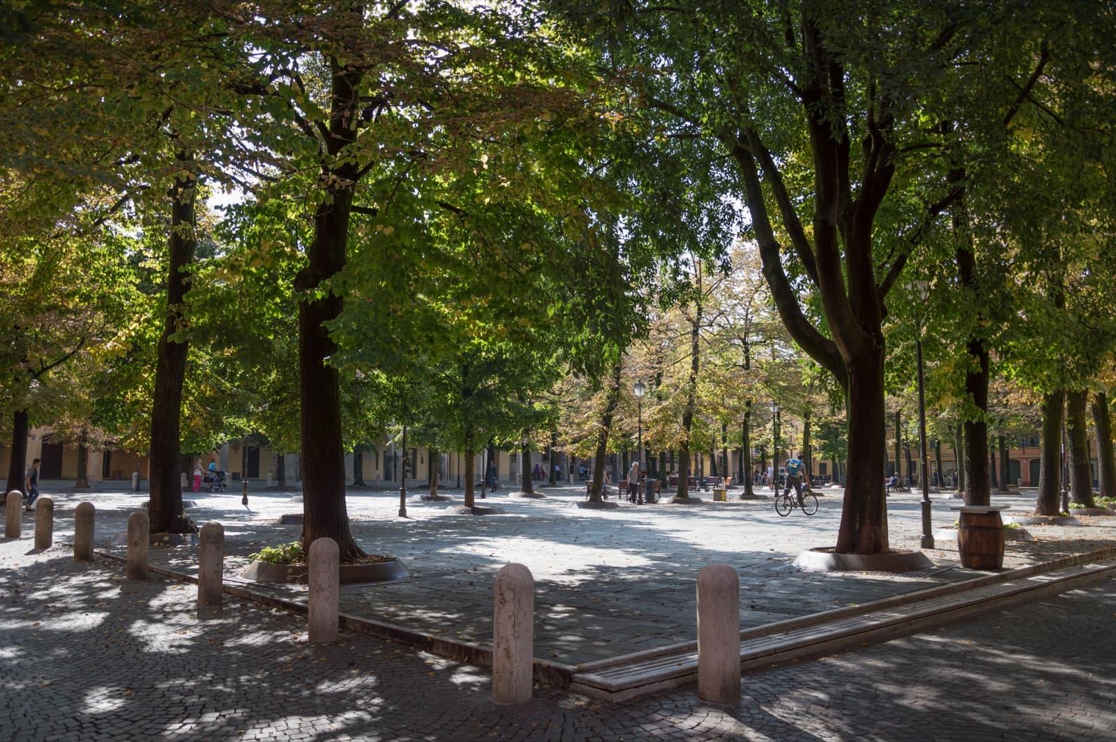[ParlamiditER] Reggio Emilia e dintorni in camper e in bicicletta