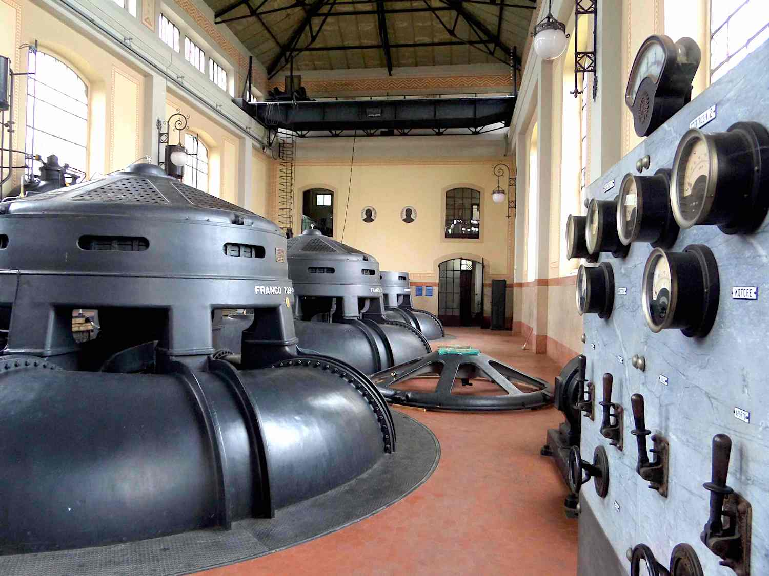 Industrial Archaeology in Emilia: Sites and Museum