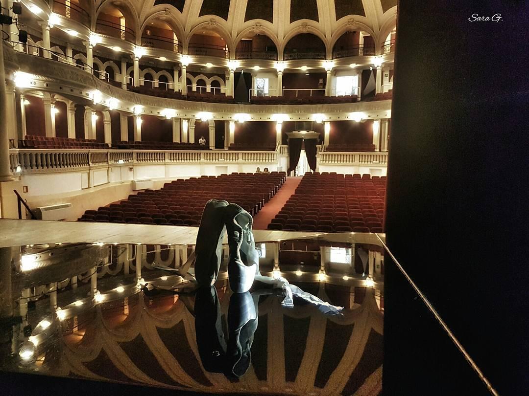EmptyTeatroER   Il Teatro Nuovo di Ferrara