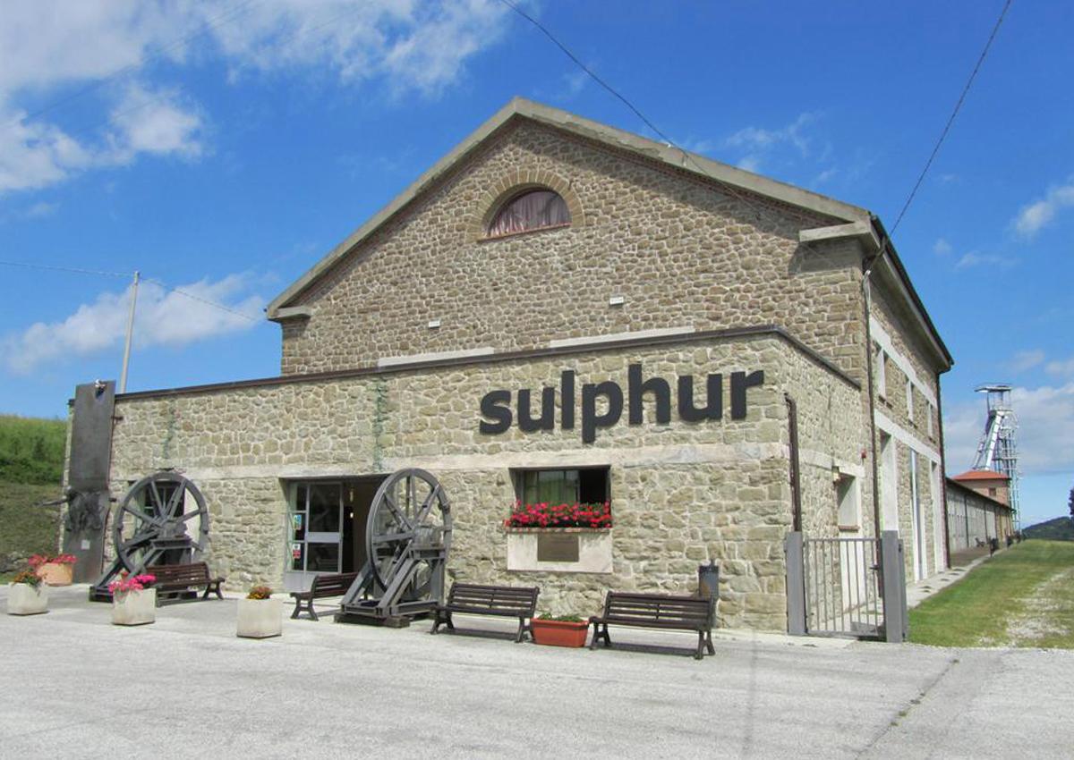 Museo Sulphur - Comune di Novafeltria (RN)