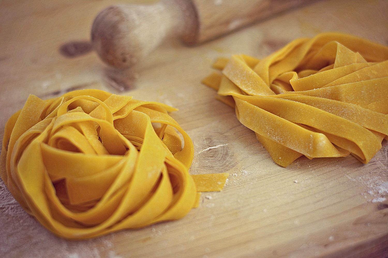 Tagliatelle all'uso di Romagna | Foto © aifb.it
