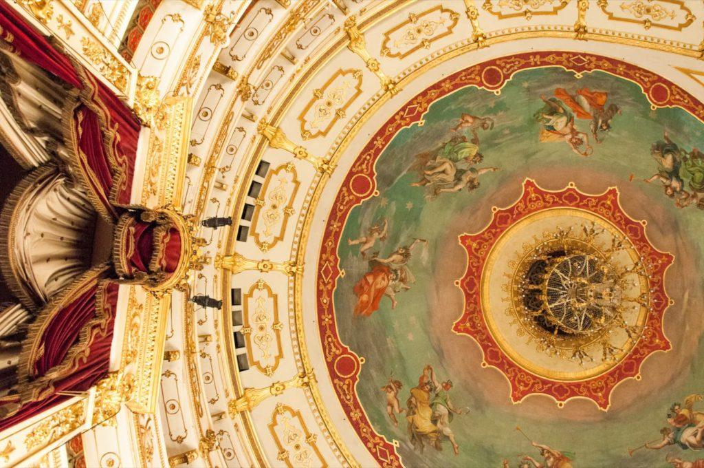 Parma, Teatro Regio, ph. Gianfranco Salsi