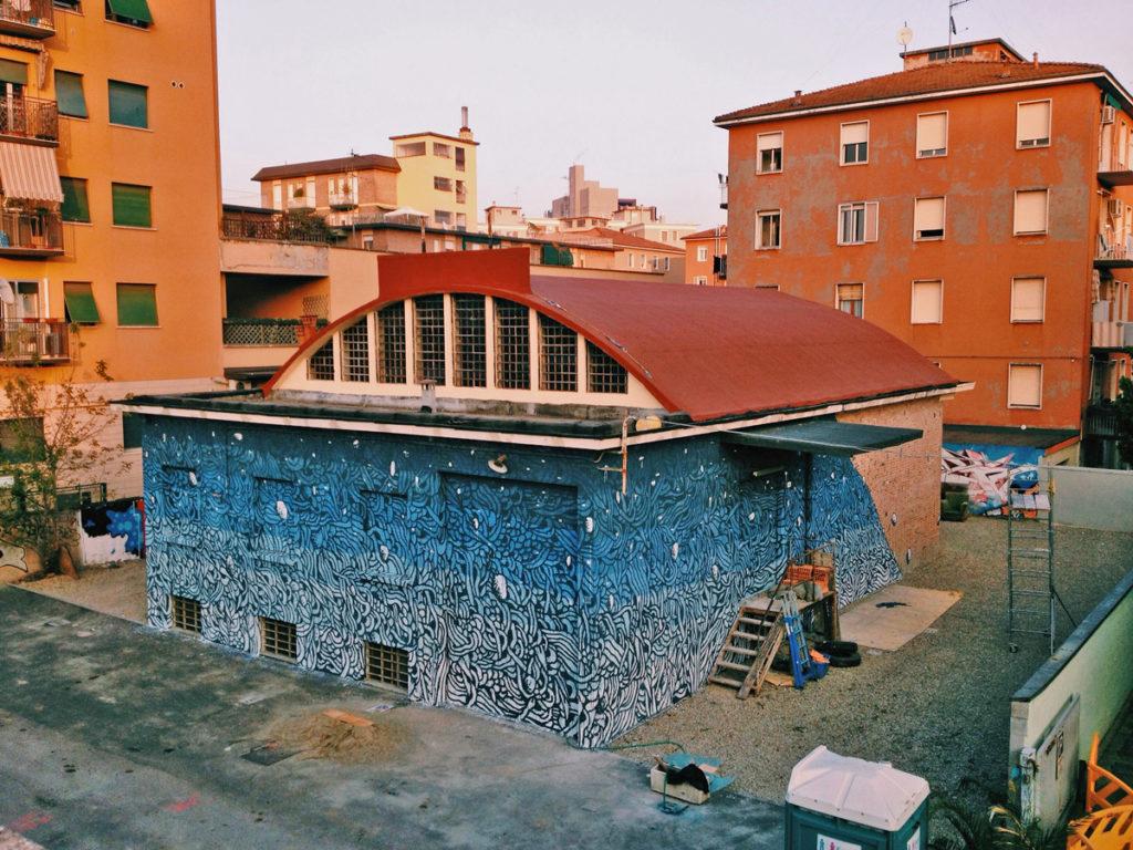 Tellas | Mikasa, Bologna