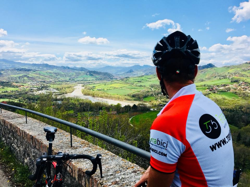 Cycling #inEmiliaRomagna: 4 routes among nature & culture