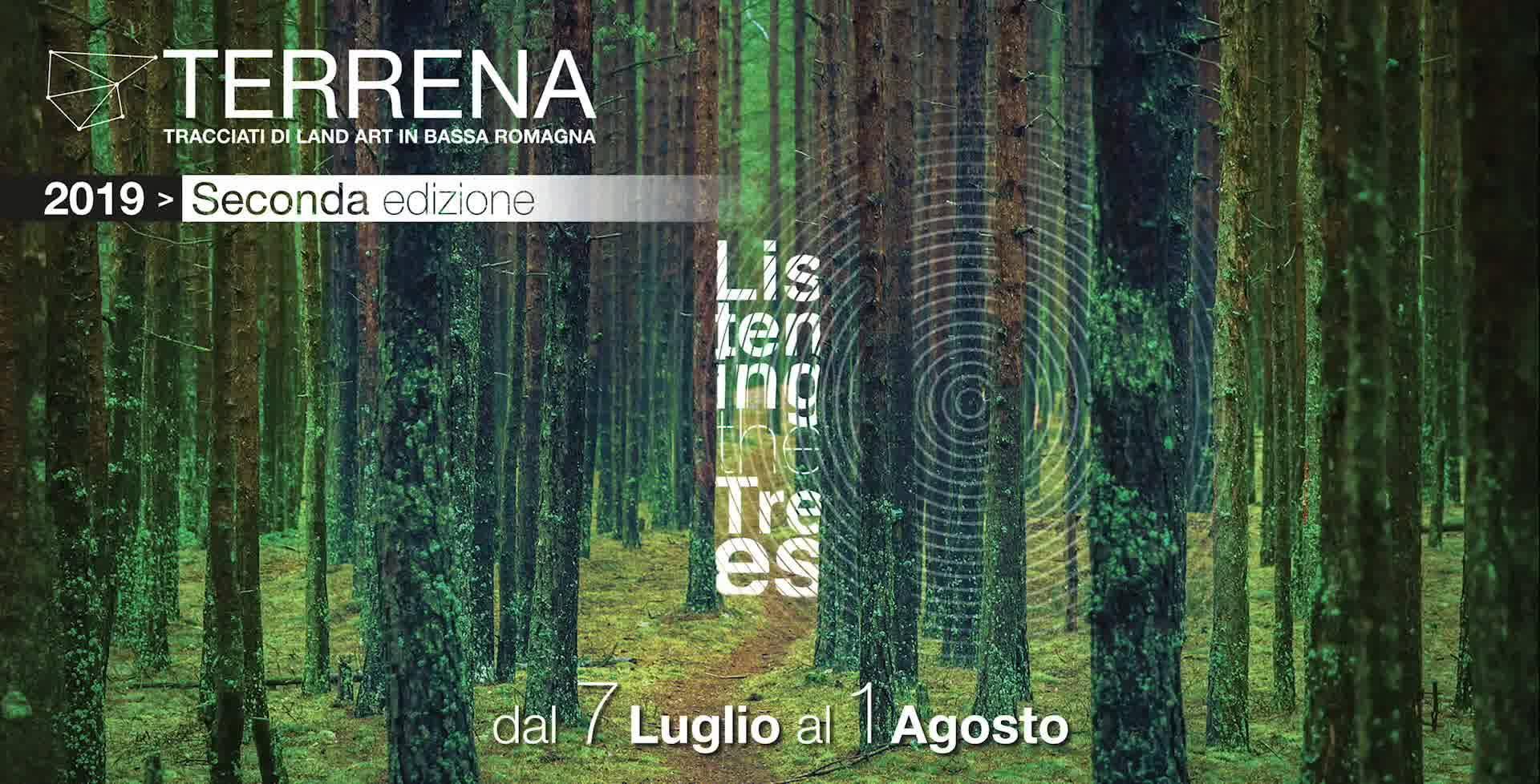[ParlamiditER] Terrena – Tracciati di Land Art in Bassa Romagna