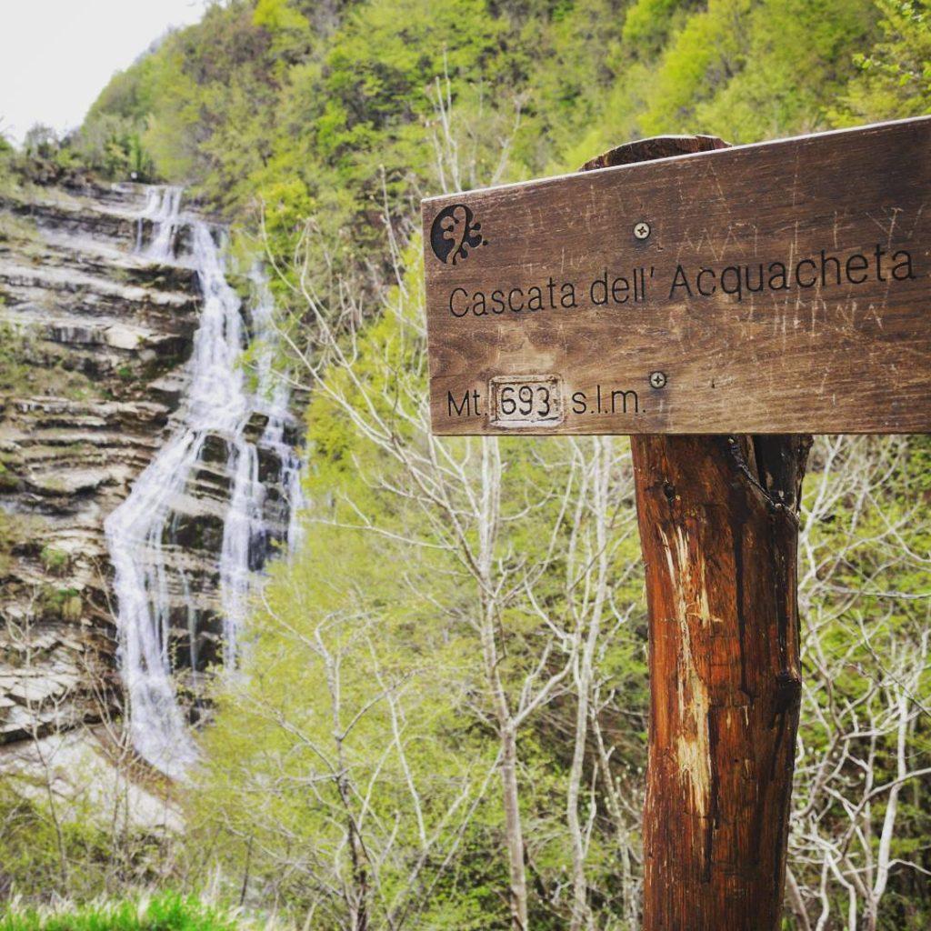 Acquacheta Waterfalls | Ph. @teskiaz