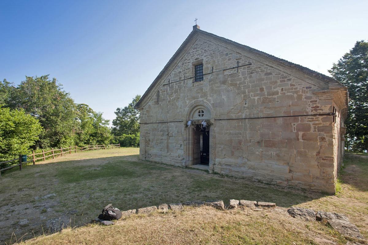 Pieve di Santa Maria di Castello (Toano, Reggio nell'Emilia)